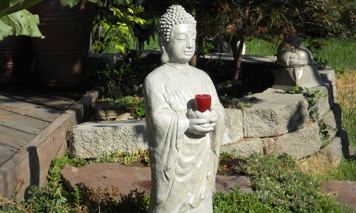 Serenity Stone - Boise: $15 for $30 Worth of Outdoor Home Accessories at Serenity Stone