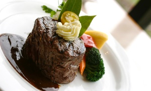 Grumpy's Restaurant: American Food at Grumpy's Restaurant (38% Off). Two Options Available.