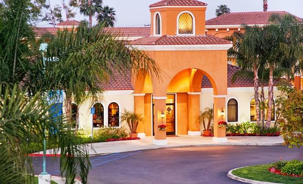 Cortona Inn & Suites Anaheim Resort - Anaheim, CA: Stay at Cortona Inn & Suites Anaheim Resort in Anaheim, CA. Dates into August.