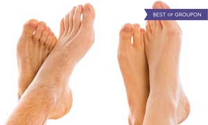 Rochester Laser Center: Laser Toenail Fungus Removal on One or Both Feet at Rochester Laser Center (Up to 74% Off)