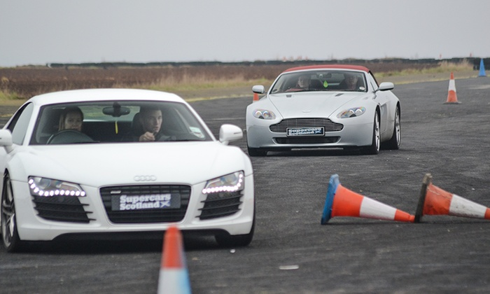 Supercars Scotland Passenger Atom Hot Laps 29 Or Supercar Experience From 79