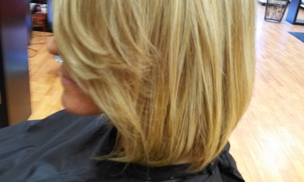 A Women's Haircut from Cris this Snip and Style at Euro Hair Studio (60% Off)