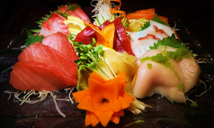 Asian Bistro - Fairfax: $15 for $30 Worth of Pan-Asian Cuisine and Sushi at Asian Bistro