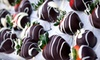 Sweets Unlimited - Deer Valley: $19 for One Dozen Chocolate-Covered Strawberries at Sweets Unlimited ($42 Value)