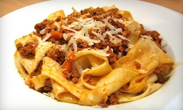 Plate Ridgefield - Fairfield County: $15 for $30 Worth of Italian Cuisine at Plate Ridgefield