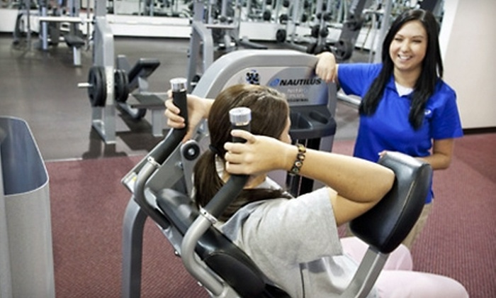 Charter Fitness - Multiple Locations: $10 for Three-Month Membership to Charter Fitness ($120 Value)
