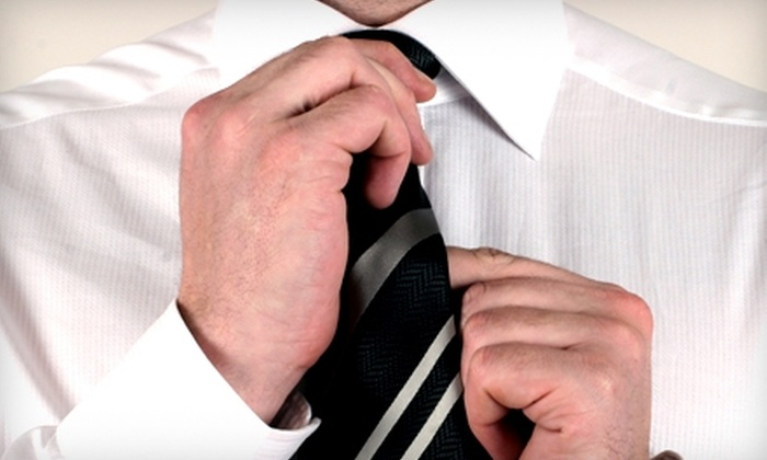 Express Tailor - Waterloo: $10 for $20 Worth of Dry-Cleaning Services at Express Tailor