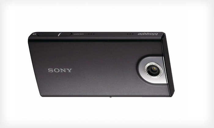 Sony Bloggie Video Camera: $45 for a Sony Bloggie Video Camera (Manufacturer Refurbished) ($199.99 List Price). Free Shipping.
