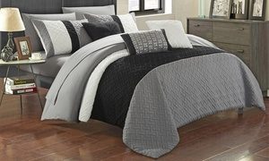 Agathe Comforter Set (10-Piece or 8-Piece)