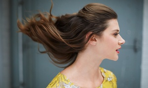 Teased Blow Dry Bar: One, Three, or Five Blowout Packages at Teased Blow Dry Bar (Up to 65% Off)