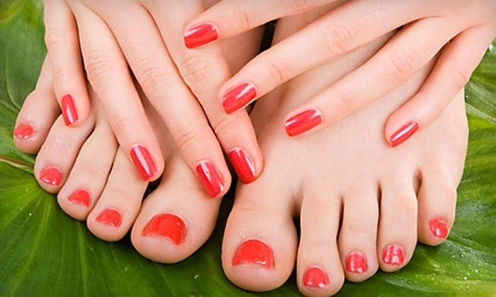 Changes Salon - Chagrin Falls: $35 for a Manicure and Pedicure at Changes Salon in Chagrin Falls ($70 Value)