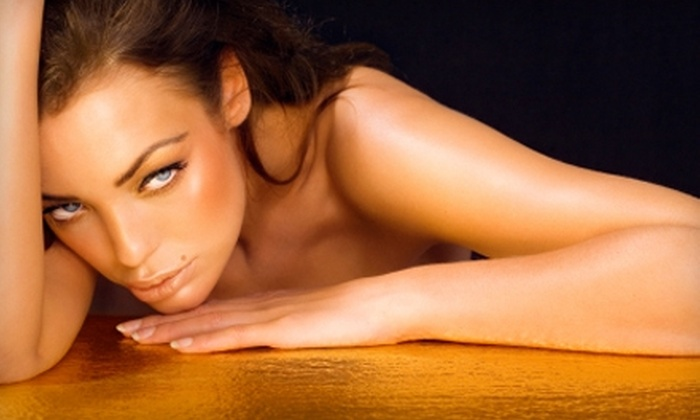 Magic Island Tanning - Bryan: $29 for an Unlimited Month of UV Tanning or $18 for $35 Toward Sunless Spray Tanning at Magic Island Tanning in Bryan