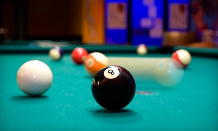 Sharky's Billiards - Lakeland: $10 for $20 Worth of Drinks and Pool at Sharky's Billiards