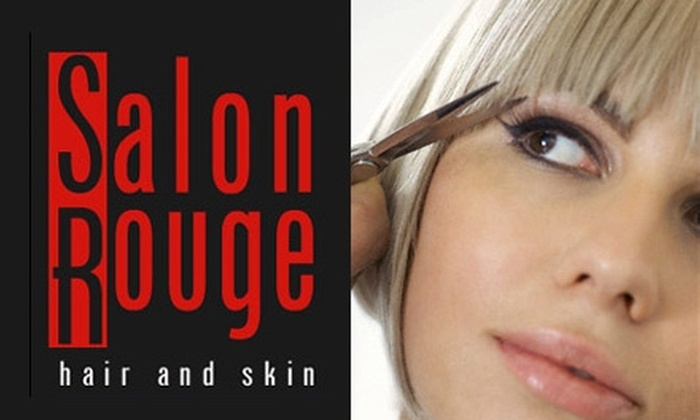 Salon Rouge - Dupont Circle: $45 for $100 Worth of Salon and Spa Services at Salon Rouge