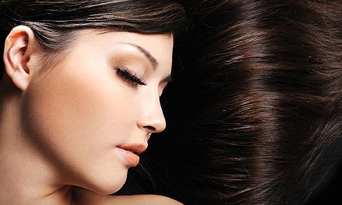 Yada Hair Salon - The Annex: $39 for a Haircut Package at Yada Hair Salon ($150 Value)