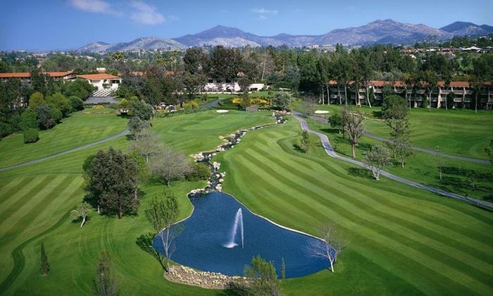 Rancho Bernardo Inn Golf Resort & Spa - Rancho Bernardo: One-Night Stay with Golf or Spa Package at Rancho Bernardo Inn Golf Resort & Spa in San Diego
