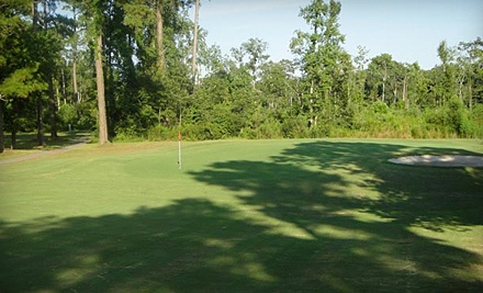 18-Hole Round of Golf for 2 Plus Cart Rental (up to a $78 value) - Summerville Country Club in Summerville