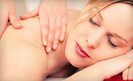 Facial, Healing Massage or Body Wrap, Hand Treatment and Brow Shaping (up to a $270 value) - blush a day spa in Sonoma
