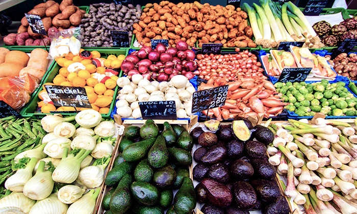 Capture the Art of Food Photography a Farmer's Market Workshop - Adams: Join a master food photographer as you compose and snap shots of items from the local market vendors.