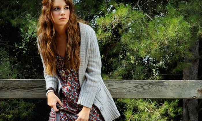 Raspberry Beret - Multiple Locations: $20 for $40 Worth of Designer Vintage Clothing and Accessories at Raspberry Beret