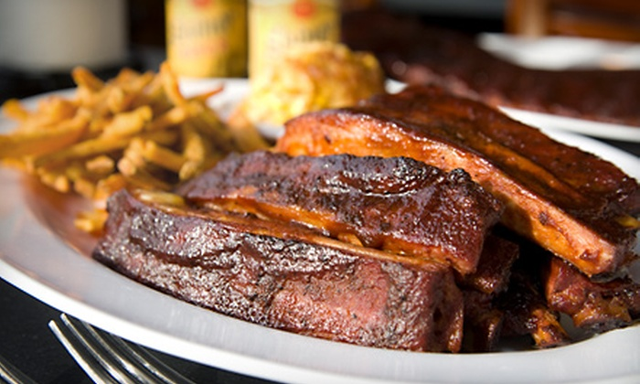 AJ's Casual Eatery - Stanford Crossing: $30 for a Barbecue-and-Beer-Tasting Class at AJ's Casual Eatery in Roseville ($60 Value)