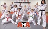 Legacy ATA Martial Arts - Meridian: $30 for Four Karate for Kids Classes, One Personal Training Session, and a Uniform at Meridian ATA Martial Arts ($145 Value)