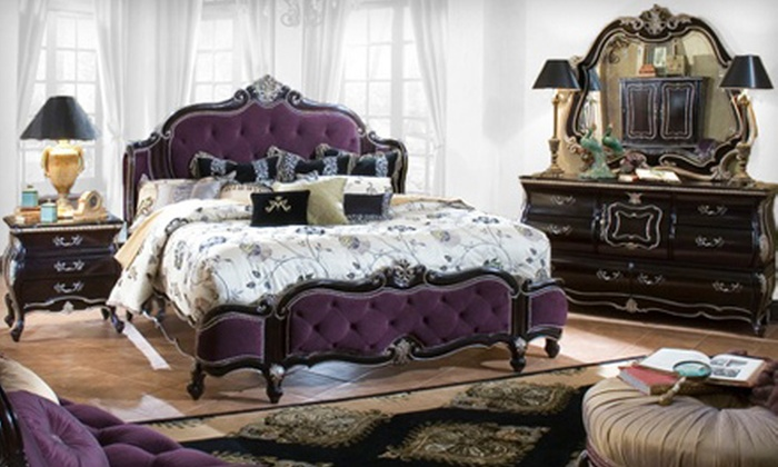 A-Ideal Furniture - Ontario: $25 for $125 Worth of Furniture and Home Accessories at A-Ideal Furniture in Ontario