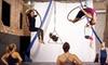 Quixotic Fusion - Longfellow: $30 for Three Dance, Aerial, or Arts Classes at Quixotic Fusion School of Performing Arts (Up to $75 Value)