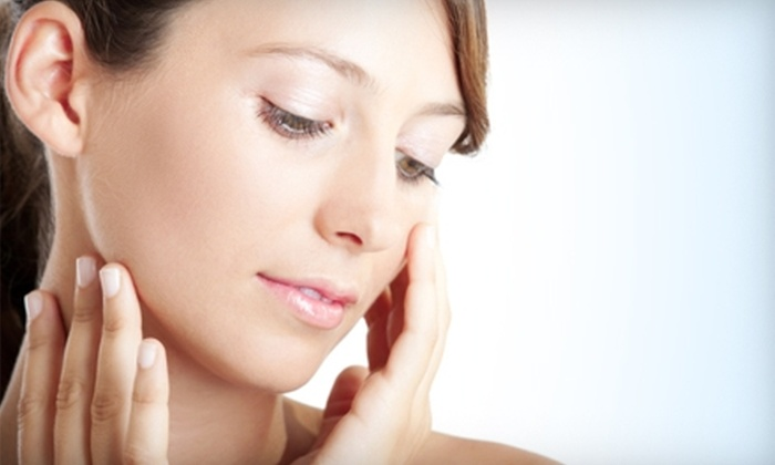 Sorgente Medical Spa - Barnstable Town: $39 for a Light-Wave Therapy Face Treatment at Sorgente Medical Spa in Hyannis