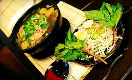 $20 Groupon to Hakata Asian Cuisine - Hakata Asian Cuisine in Albuquerque