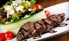 $10 for Classy Comfort Fare at Hub Restaurant and Lounge