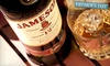 Mac McGees Irish Pub - Decatur: $19 for a Whiskey Flights for Two at Mac McGee in Decatur ($39.60 Value)