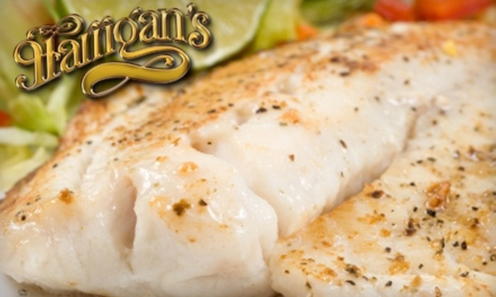 Harrigan's Restaurant - Maedgen Area: $20 for $40 Worth of Steakhouse Fare at Harrigan's Restaurant