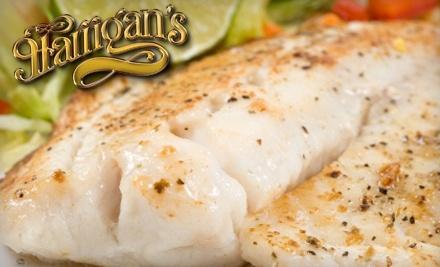 $40 Groupon to Harrigan's Restaurant - Harrigan's Restaurant in Lubbock