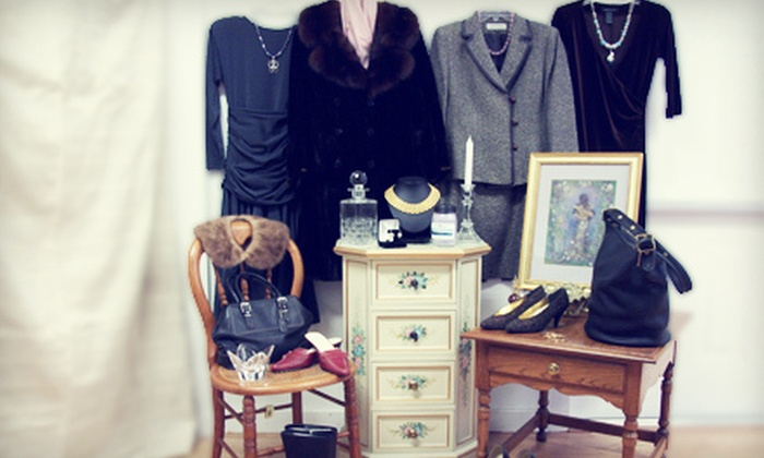 Haddam Family Consignments - South Glastonbury Historic District: $10 for $20 Worth of Consignment Apparel, Accessories, Baby Gear and Furniture at Haddam Family Consignments
