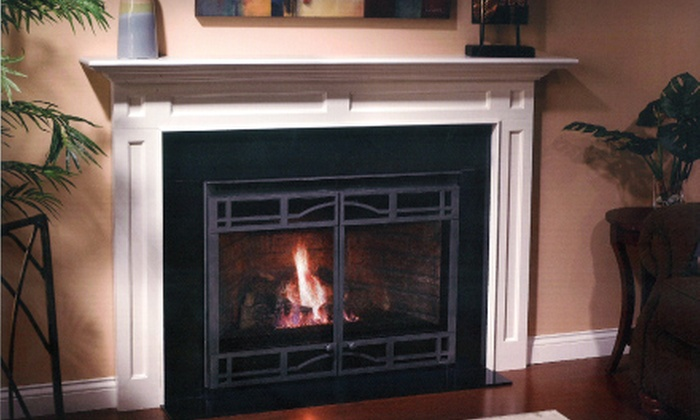 Forshaw - St Louis: $895 for $1,622 Toward a Fireplace or Fireplace Installation from Forshaw