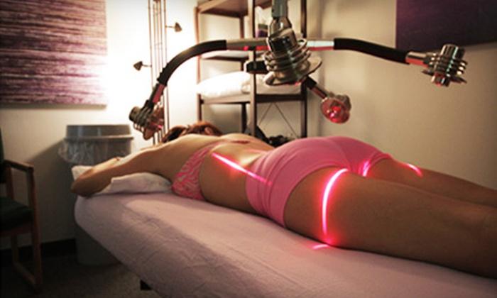 Triba Clinic - Prairie Lane: Six or Nine Zerona Laser Treatments at Triba Clinic (Up to 56% Off)