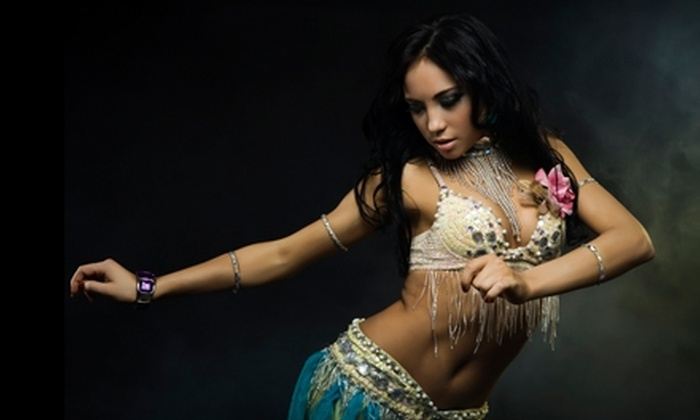 Anais Belly Dance & Fusions - Avenues: $30 for a 10-Class Drop-In Card at Anais Belly Dance & Fusions (Up to a $100 Value)