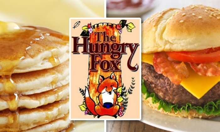 The Hungry Fox - Poets Square: $7 for $15 Worth of Down-Home Cooking at The Hungry Fox Restaurant & Country Store