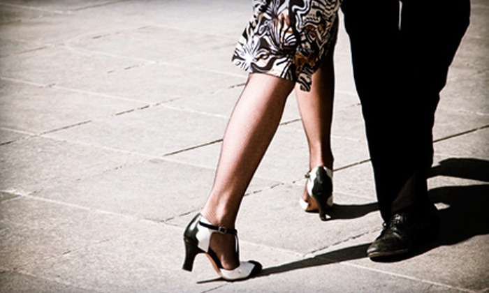 Vargo's Dance - Geneva: One or Two Private- and Group-Dance Classes for Two at Vargo's Dance in Geneva (Up to 74% Off)