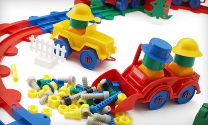 Zippity Zoom Toys - Albert Park: $10 for $20 worth of Modern and Classic Toys at Zippity Zoom Toys
