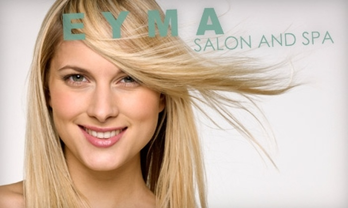Eyma Salon and Spa - Bethesda: $30 for $100 Toward a Keratin Hair Treatment or $25 for $50 Worth of Hair and Skin Services at Eyma Salon and Spa in Bethesda