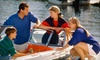 Carefree Boat Club - Charles City: $149 for a Four-Hour Boat Rental and Introductory Boating Course from Carefree Boat Club ($350 Value)