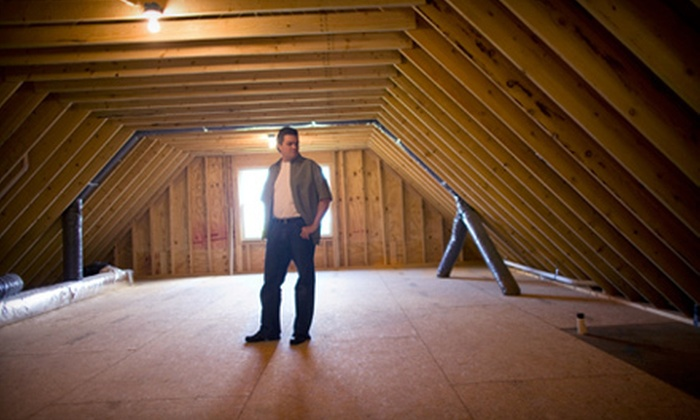 The Attic Experts - Chicago: $89 for a Spring Attic Inspection and Insulation from The Attic Experts ($575 Value)
