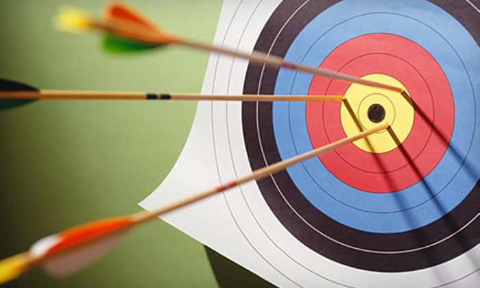 Victory Archers - Rosebank: Archery Outing with Lesson, Equipment, and Range Time for One or Two at Victory Archery on Staten Island (Up to 60% Off)