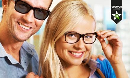 Occhiali da vista o da sole con montatura di marca, in zona Talenti (sconto fino a 84%)