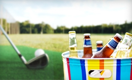Montgomery Village Golf Club: 4 Buckets of Golf Balls and 2 Beers for Two People - Montgomery Village Golf Club in Montgomery Village