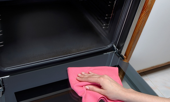 Oven Steam Cleaning Aed 149 Pro Bee Steam Cleaning Groupon