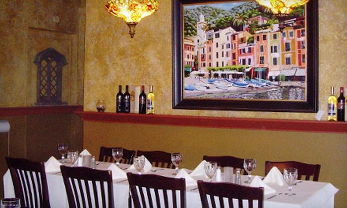 Capozzi's Decatur - North Decatur: $32 for a Three-Course Italian Dinner for Two at Capozzi's Decatur in Decatur (Up to $67 Value)