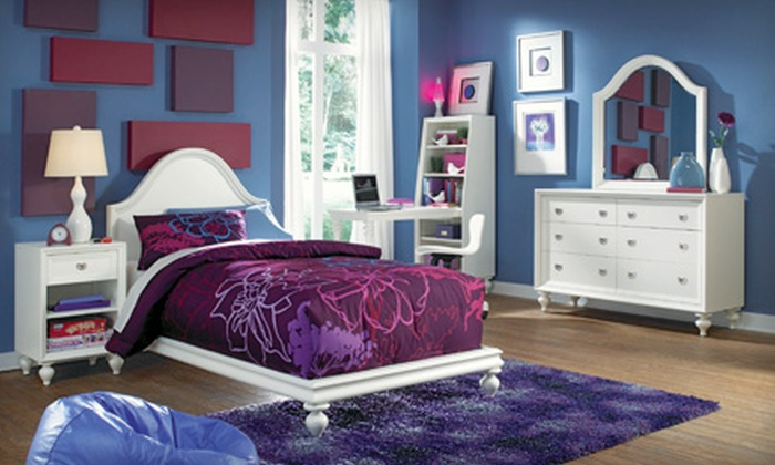 Cribs to College Bedrooms - Frontenac: $50 for $200 Worth of Youth Furniture at Cribs to College Bedrooms in Naperville